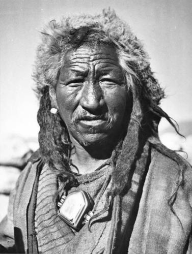 Tibetexpedition, Tibeter
