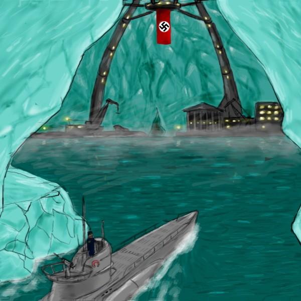 третий рейх видео лодки