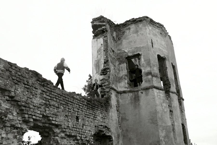 Призраки Гольшанского замка