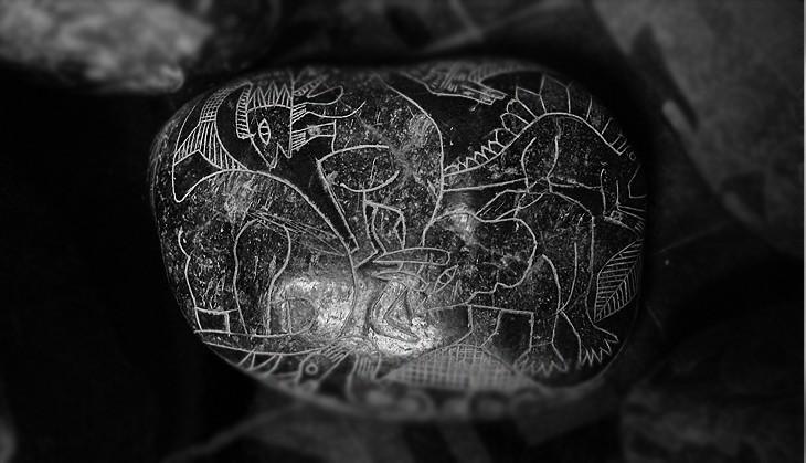 Загадки камней Ика из перу