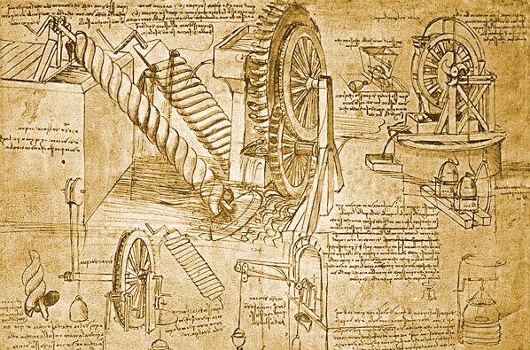 Лестерский кодекс — тетрадь научных записей, сделанных Леонардо да Винчи в Милане в 1506-1510 годах.