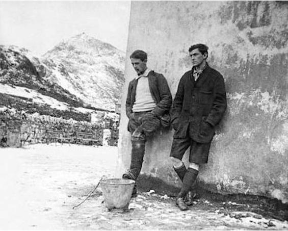 Маллори и Ирвин Эверест