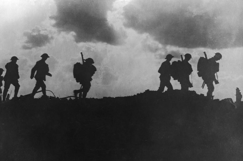 Исчезновение британского батальона в Первую мировую войну.
