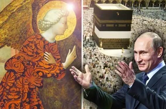 Предсказания о конце света. Ковчег архангела Гавриила