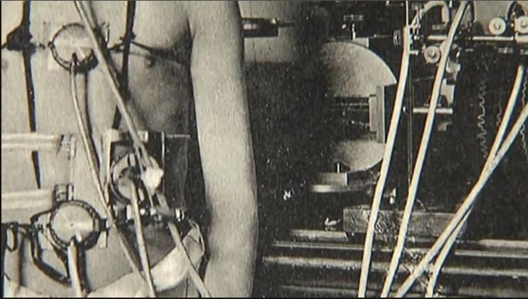 Проект Аненербе металлические ребра