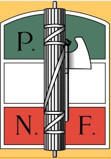 Фасция на эмблеме итальянской национальной фашистской партии