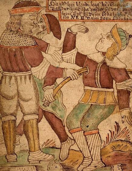 Хед скандинавская мифология