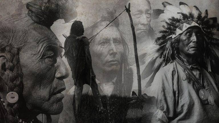 Белые индейцы