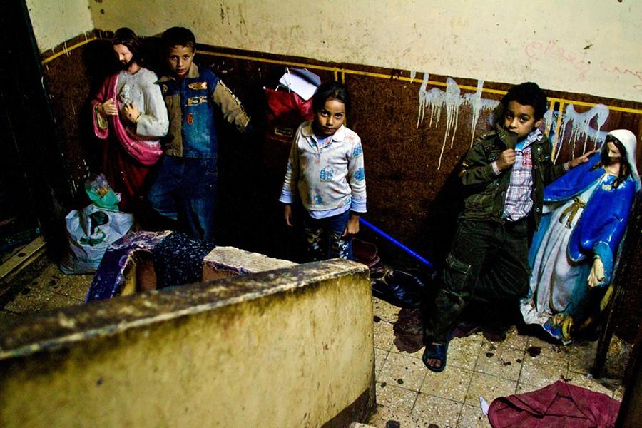 Копты - самая многочисленная христианская община на Ближнем Востоке
