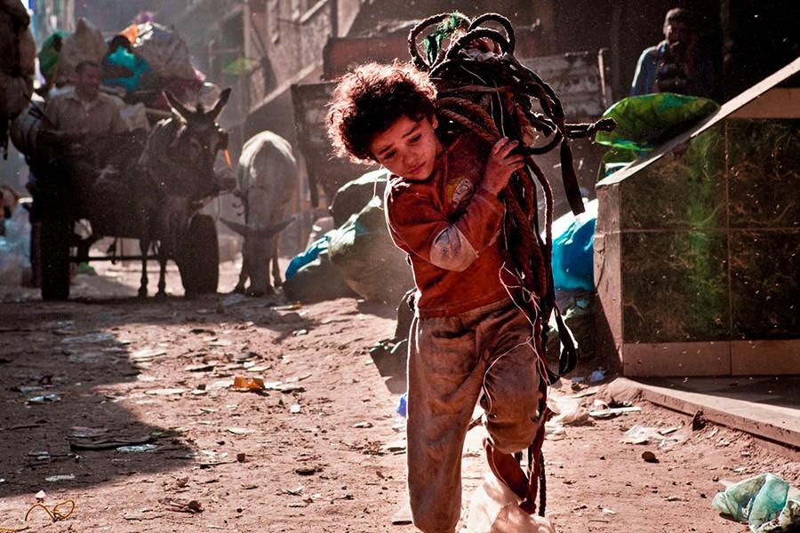 Копты в Каире