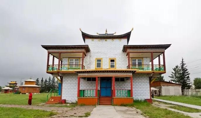 Бурятский Лама Итигэлов замедлил, почти остановил время