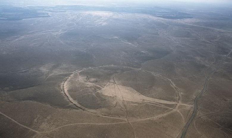 Большие круги, Иордания. Тайны Азии