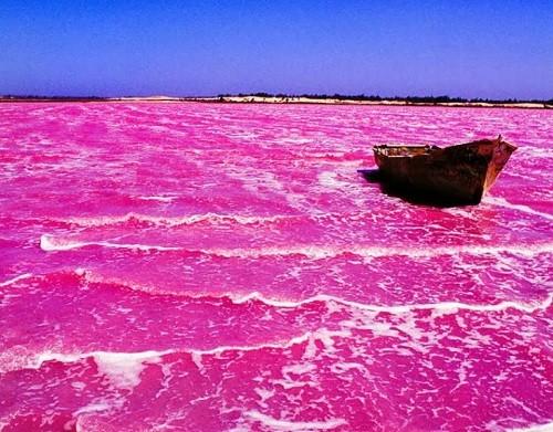Озеро Хиллер Австралия. Мистическая история