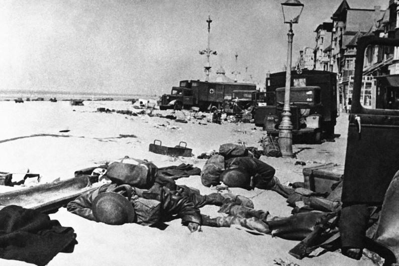 Дюнкерк - сражение мировой войны