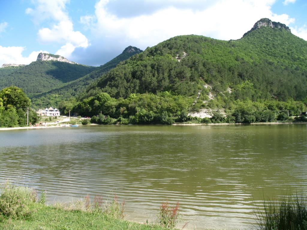 Манкуп Кале горный Крым