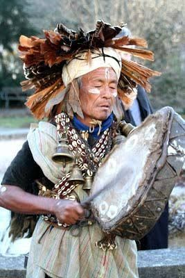 шаманы непала