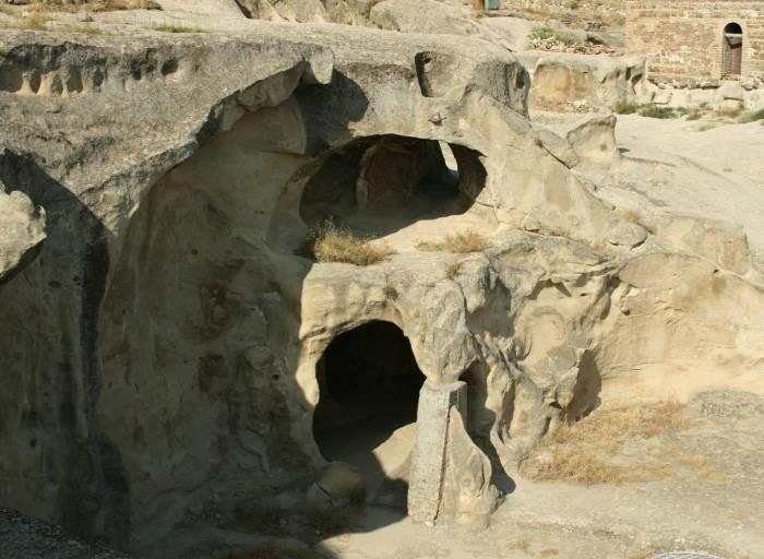 Уплисцихе(Трёхнефная базилика)