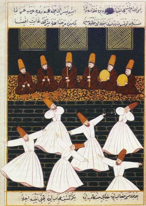 Умеренные» суфии и суфизм