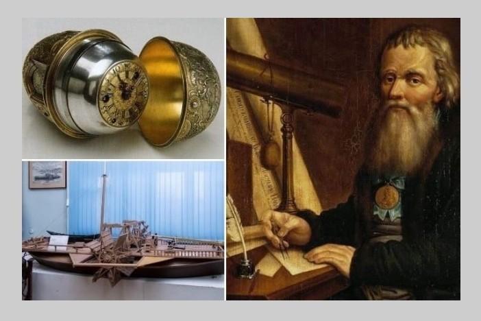 Иван Кулибин гений механики, первым измерил вес души