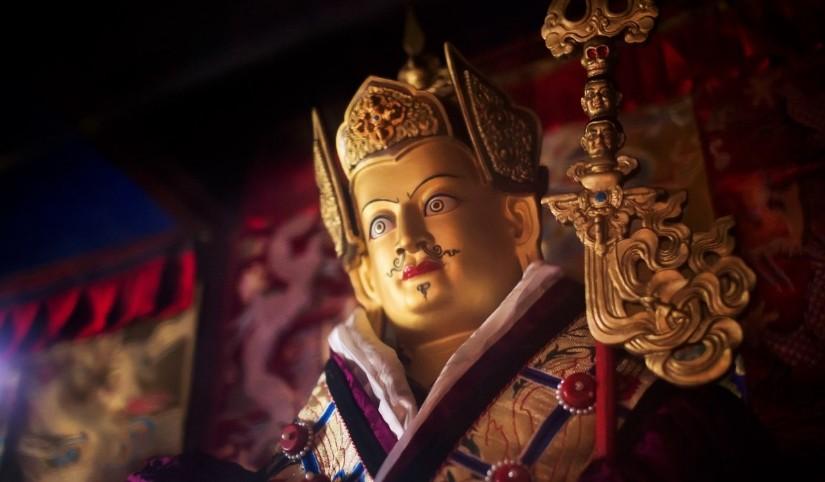 Жизнь Падмасамбхавы