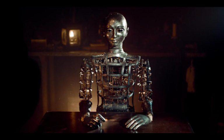 Старинные роботы