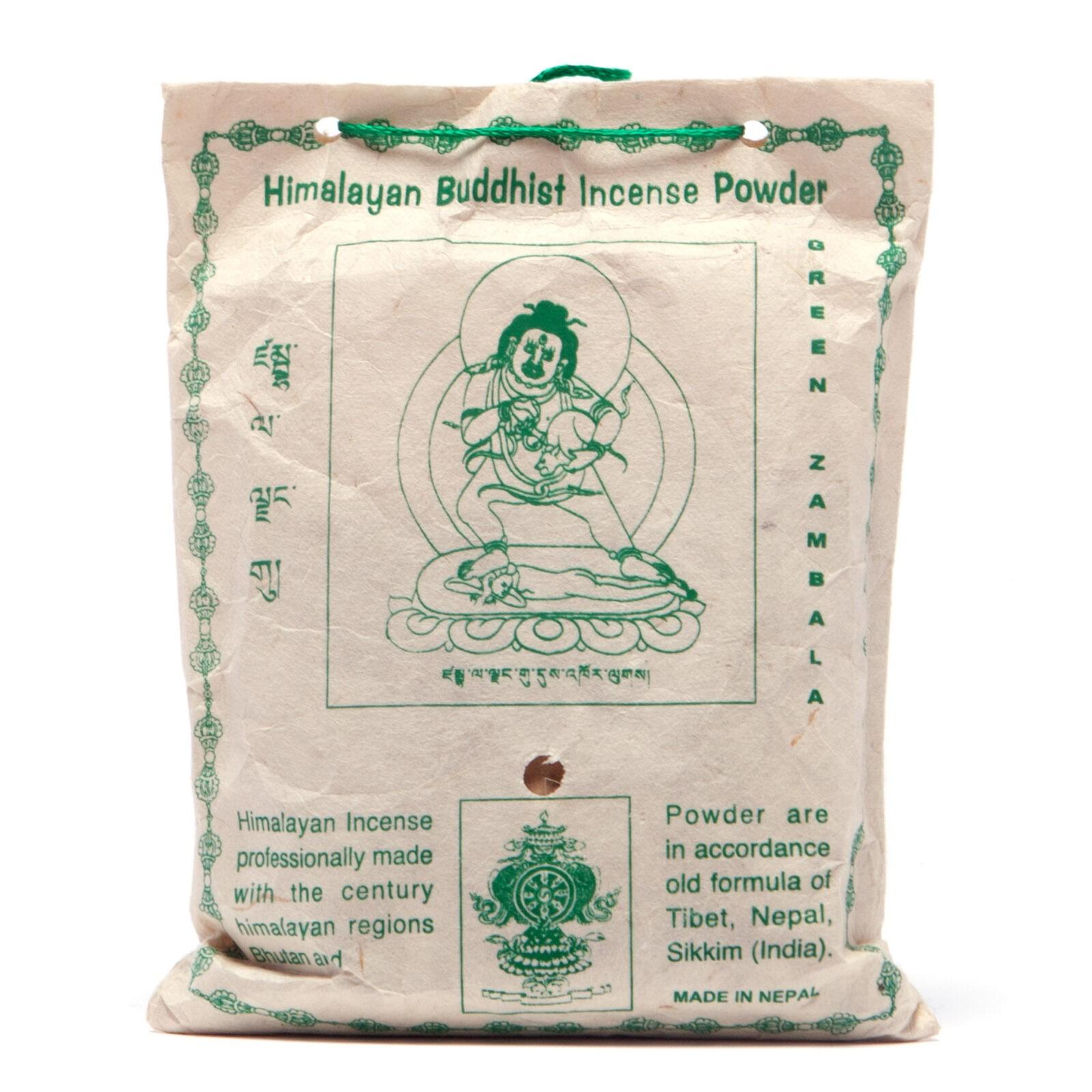 тибетские сухие благовония
