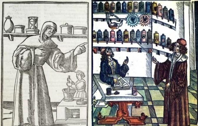 благовония средних веков