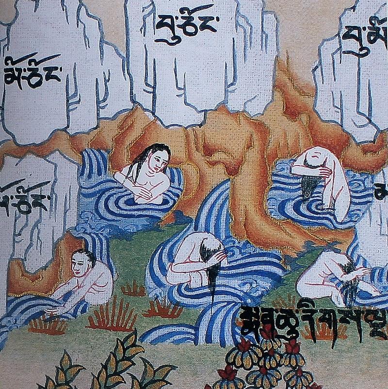 моральная усталость тибетская медицина